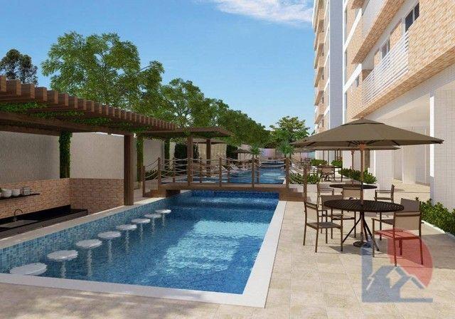 Apartamento à venda, 57 m² por R$ 221.900,00 - Bancários - João Pessoa/PB - Foto 7