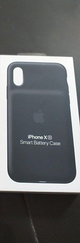 Bateria case de Iphone Xs original - Foto 2