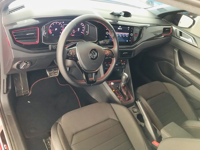 Polo GTS 1.4 TSI 2020 14.500 km único dono  - Foto 18