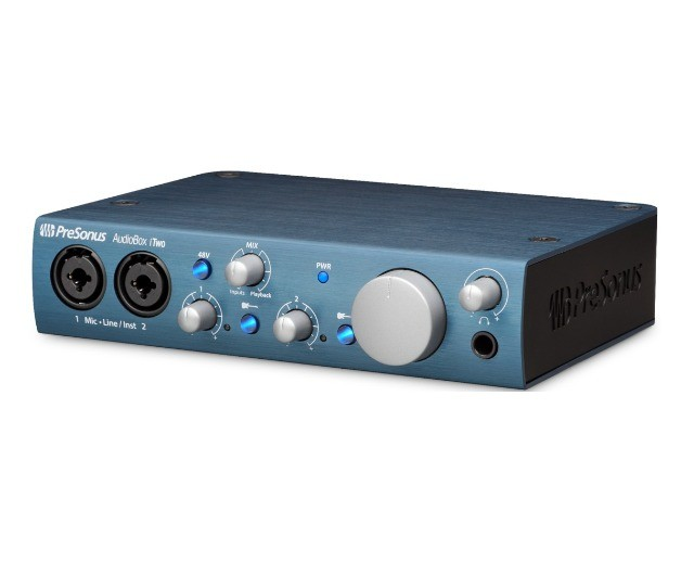 Interface de Áudio Presonus Itwo - Foto 5