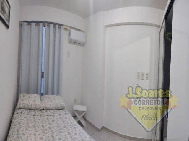 Tambaú, Mobiliado, 2 quartos, suít, 70m², R$ 2.300, Aluguel, Apartamento, João Pessoa - Foto 9