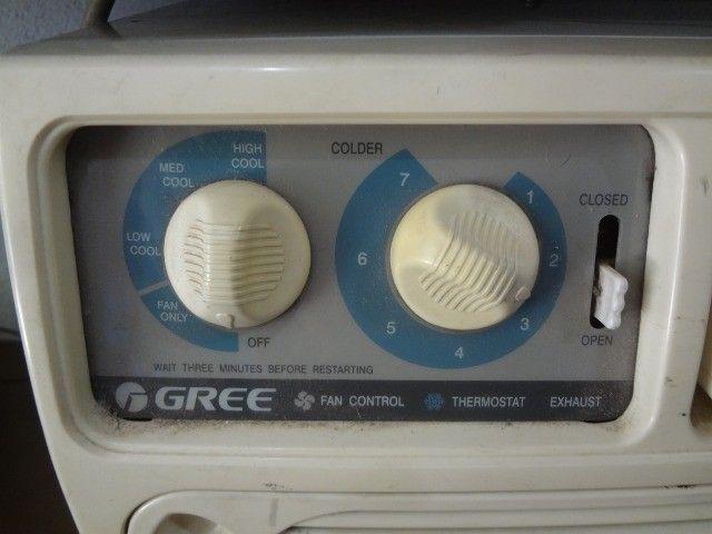 ar condiocionado Gree 7000 btu 110v - Foto 4