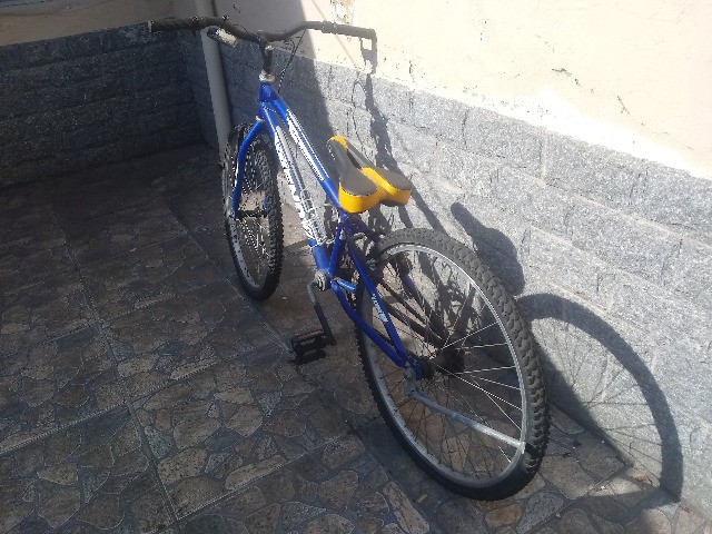 Bicicleta wendy aro 26 pouco uso - Foto 3