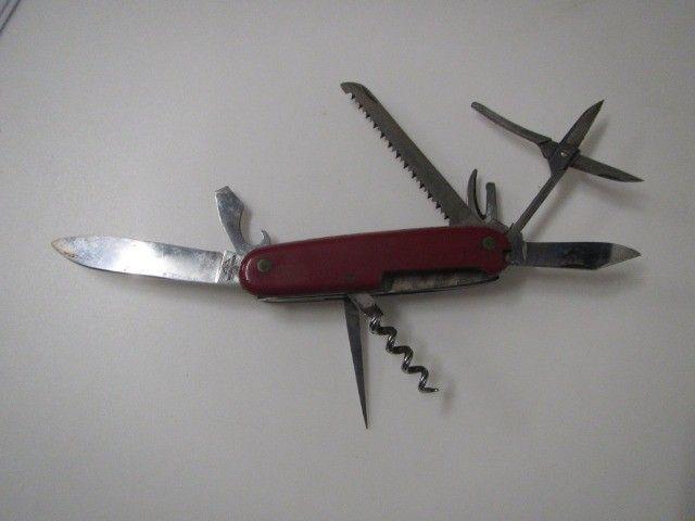 Canivete Antigo Alemão - Foto 4