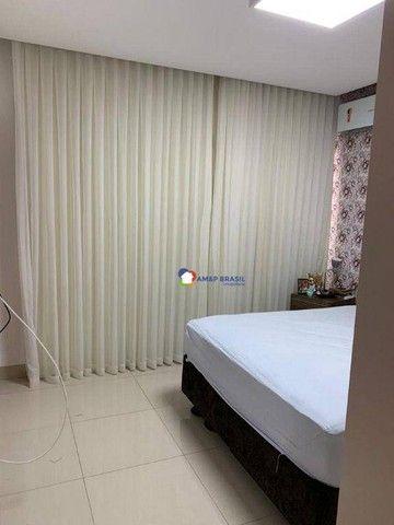 Casa em Condomínio Fechado com 3 dormitórios à venda, 280 m² por R$ 420.000 - Jardim Novo  - Foto 17