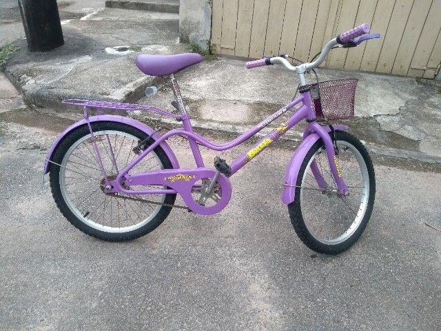 Vendo Bicicleta aro 20 Monark Brisa - Foto 3
