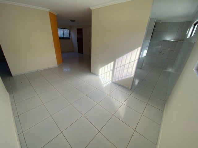 Bessa - Alugo apartamento térreo, 300mts do mar! 3/4, não tem área externa - Foto 2