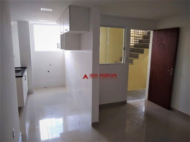 Apartamento com 2 dormitórios para alugar, 40 m² por R$ 2.000,00/mês - Recreio dos Bandeir