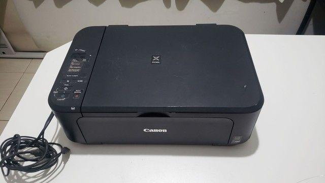 impressora canon multifuncional mg3210 - Foto 3