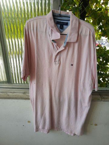 Vendo Camisa Polo Original tommy