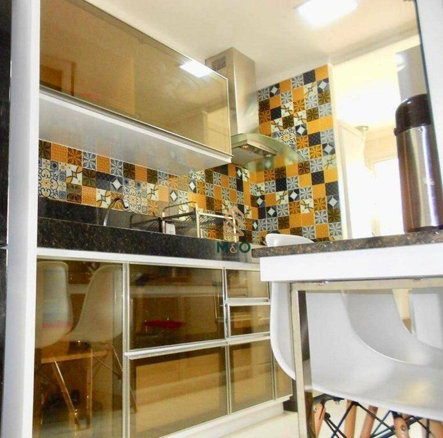 Apartamento com 3 dormitórios à venda, 115 m² por R$ 1.200.000,00 - Porto das Dunas - Aqui - Foto 6