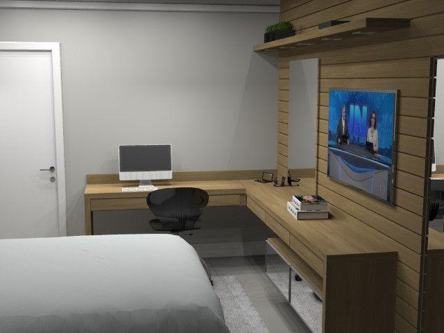 Projeto de móveis planejados 3D - Foto 4