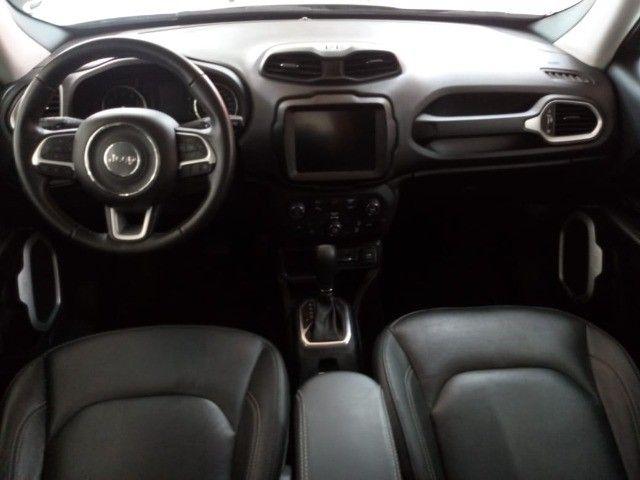 Jeep Renegade Longitude 1.8 Aut. 4p Flex 2019 - Foto 9