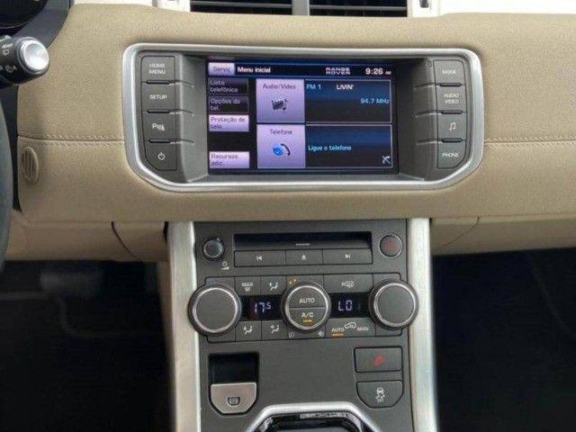 Ágio - Range Rover 2.0 Evoque PURE!!!! 34.500 + Parcelas de 1.740 - Leia o Anuncio - Foto 9