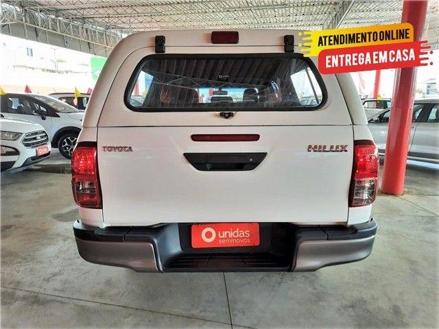 Toyota Hilux 2019 2.8 std 4x4 cd 16v diesel 4p manual - Foto 4