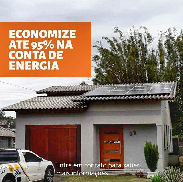 Energia Solar, você também pode! - Foto 4
