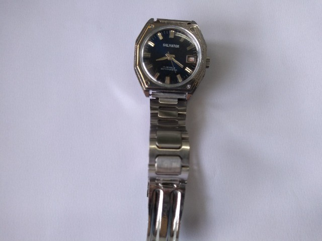 Relógio Salvator antigo - Foto 4
