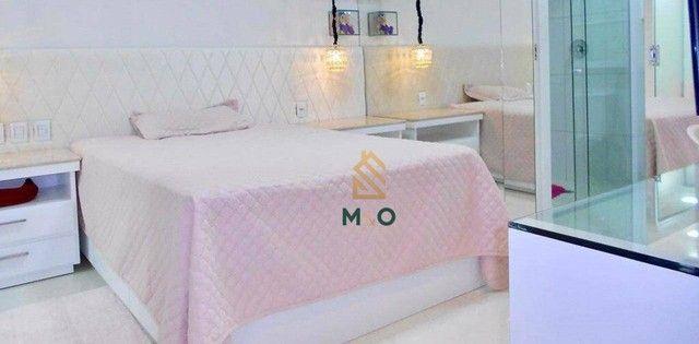 Apartamento com 3 dormitórios à venda, 115 m² por R$ 1.200.000,00 - Porto das Dunas - Aqui - Foto 10