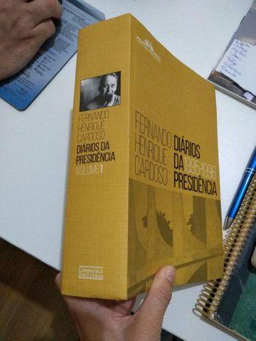 Título :<br><br>FERNANDO HENRIQUE CARDOSO<br>Diários da Presidência<br>1995-1996 <br><br> - Foto 3