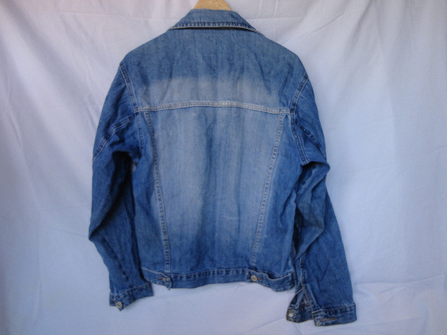 Jaqueta jeans masculina 36 - Foto 2
