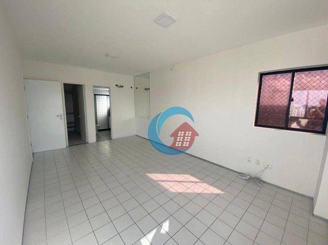 Apartamento com 4 quartos para alugar, 210 m² por R$ 6.500/mês - Casa Forte - Recife/PE - Foto 7