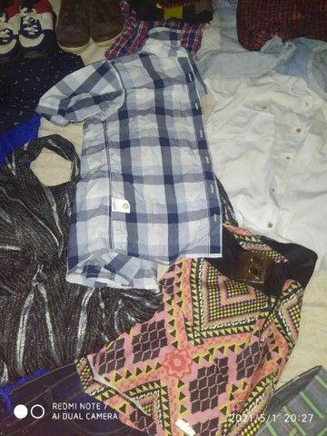 Vendo todas essas roupas sendo q  tem novo e usado - Foto 5
