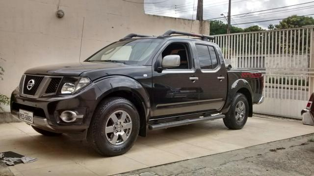 NISSAN FRONTIER ATTACK 4X2 2013
