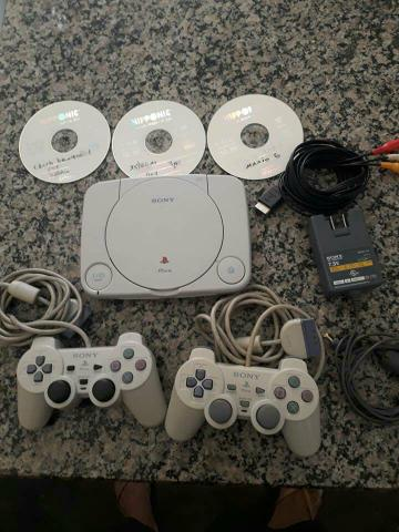 Ps one raridade