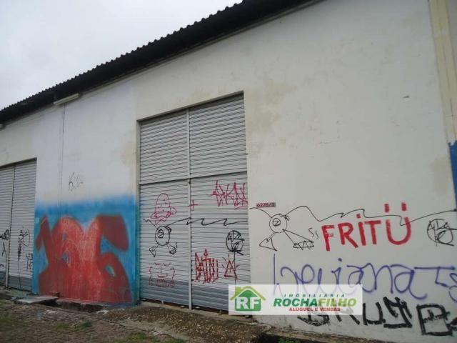 Galpão/Pavilhão, Distrito Industrial, Teresina-PI