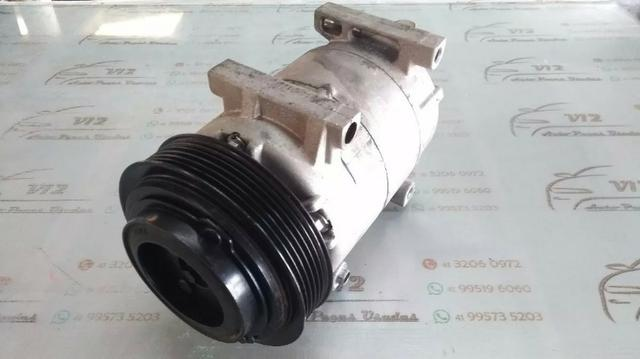 Compressor do ar condicionado Kia Picanto 2016