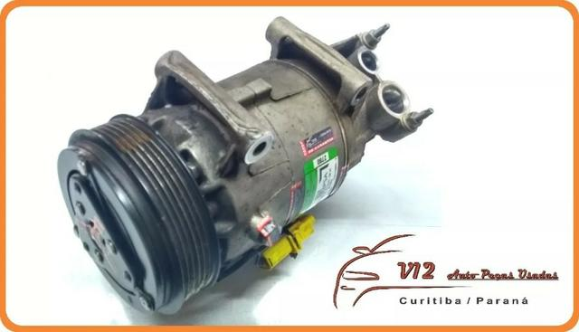 Compressor do ar condicionado Peugeto 206 207 Citroen C3 C4