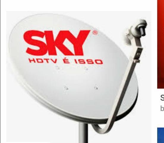 Sky digital com a TV Globo em Almenara MG aproveite vai ser desligado o sinal analógico - Foto 3