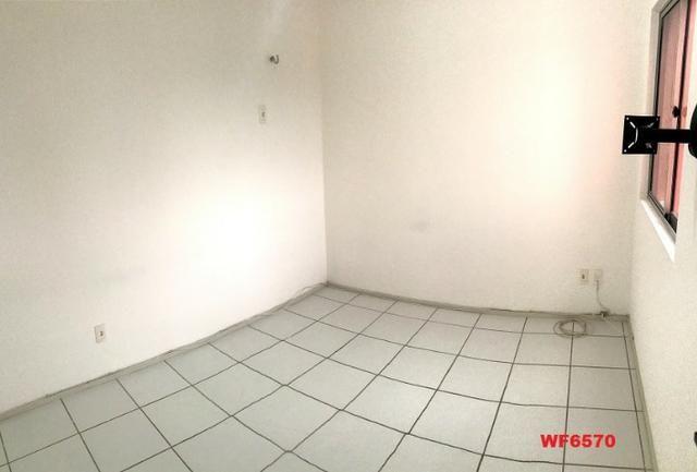 AP1052 Aimará, apartamento com 2 quartos, 1 vaga, condomínio no Cambeba, campo de futebol - Foto 8