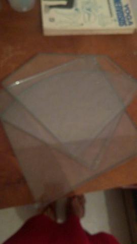 Cantoneiras de vidro