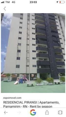 Alugo apartamento em Pirangi Praia