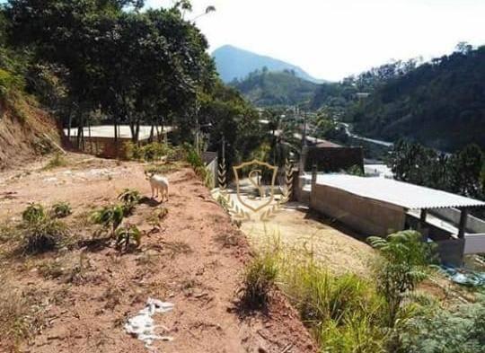 Terreno à venda, 389 m² por r$ 120.000 - prata - teresópolis/rj - Foto 3