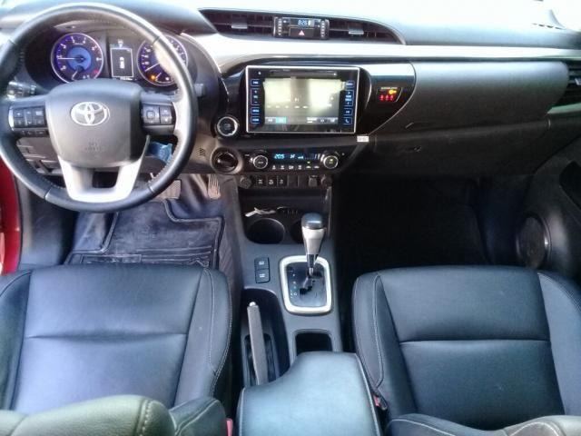 Toyota hilux 2.8 srx 4x4 cd 16v diesel 4p automático - Foto 11