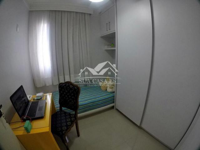 Apartamento à venda com 3 dormitórios em Colina de laranjeiras, Serra cod:AP184LE - Foto 12