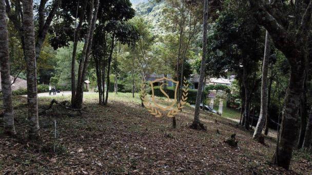 Terreno à venda, 340 m² por r$ 180.000 - albuquerque - teresópolis/rj