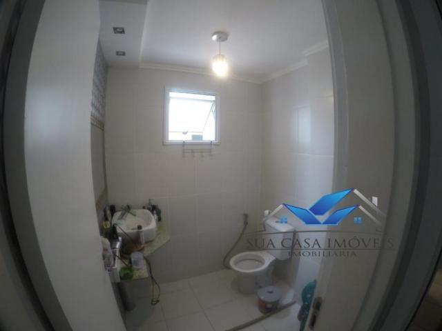 Apartamento à venda com 3 dormitórios em Morada de laranjeiras, Serra cod:AP175GI - Foto 11