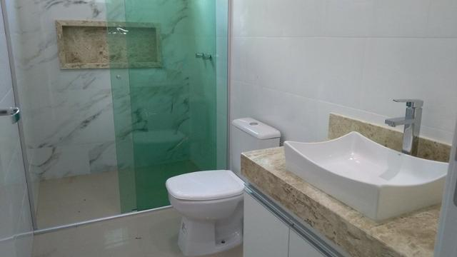 Samuel Pereira oferece Casa Moderna Alto da Boa Vista 3 Suites Churrasqueira Financia FGTS - Foto 10