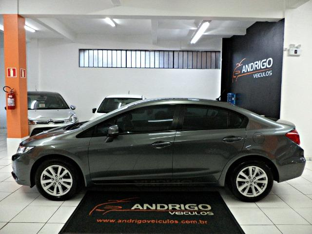 Honda Civic Lxs Automático - Foto 8