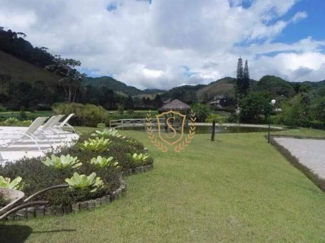 Terreno à venda, 350 m² por r$ 150.000 - vargem grande - teresópolis/rj - Foto 6