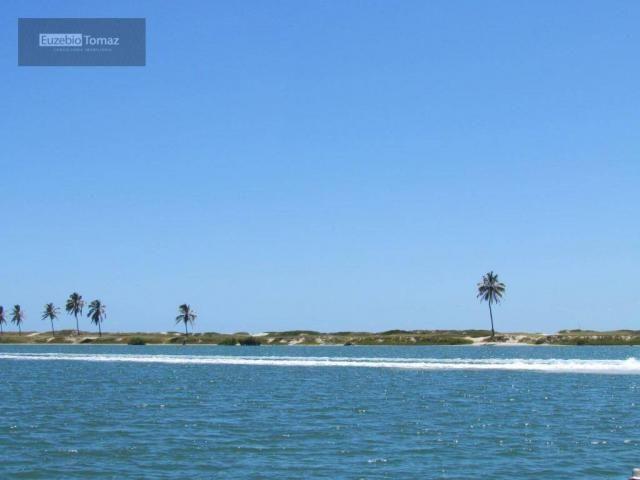 Terreno top no Laguna, frente com vista para a  lagoa - Foto 8