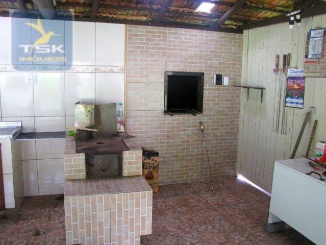 CH0223 - Chácara com 2 dormitórios à venda, 10935 m² por R$ 337.000 - Zona Rural - Agudos  - Foto 7
