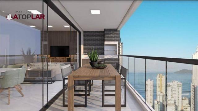 Apartamento à venda, 133 m² por R$ 1.800.000,00 - Centro - Balneário Camboriú/SC - Foto 4