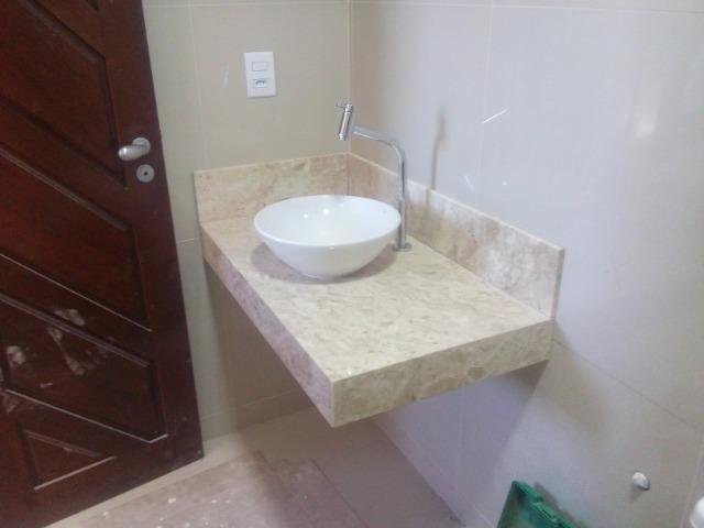 Bancada de Granito Cozinha e Banheiro
