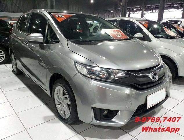 Honda Fit LX 1.5 Automatico CVT/ Nova Serie - Foto 2