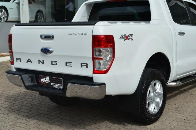 Ranger Limited 3.2 Diesel 4x4 - Top de linha - 89 Mil Km - Foto 10