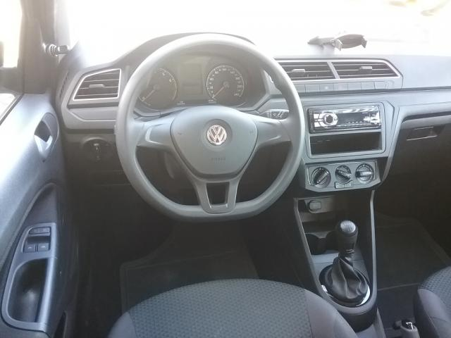 VOLKSWAGEN GOL 1.6 MSI TOTALFLEX 4P MANUAL - Foto 9